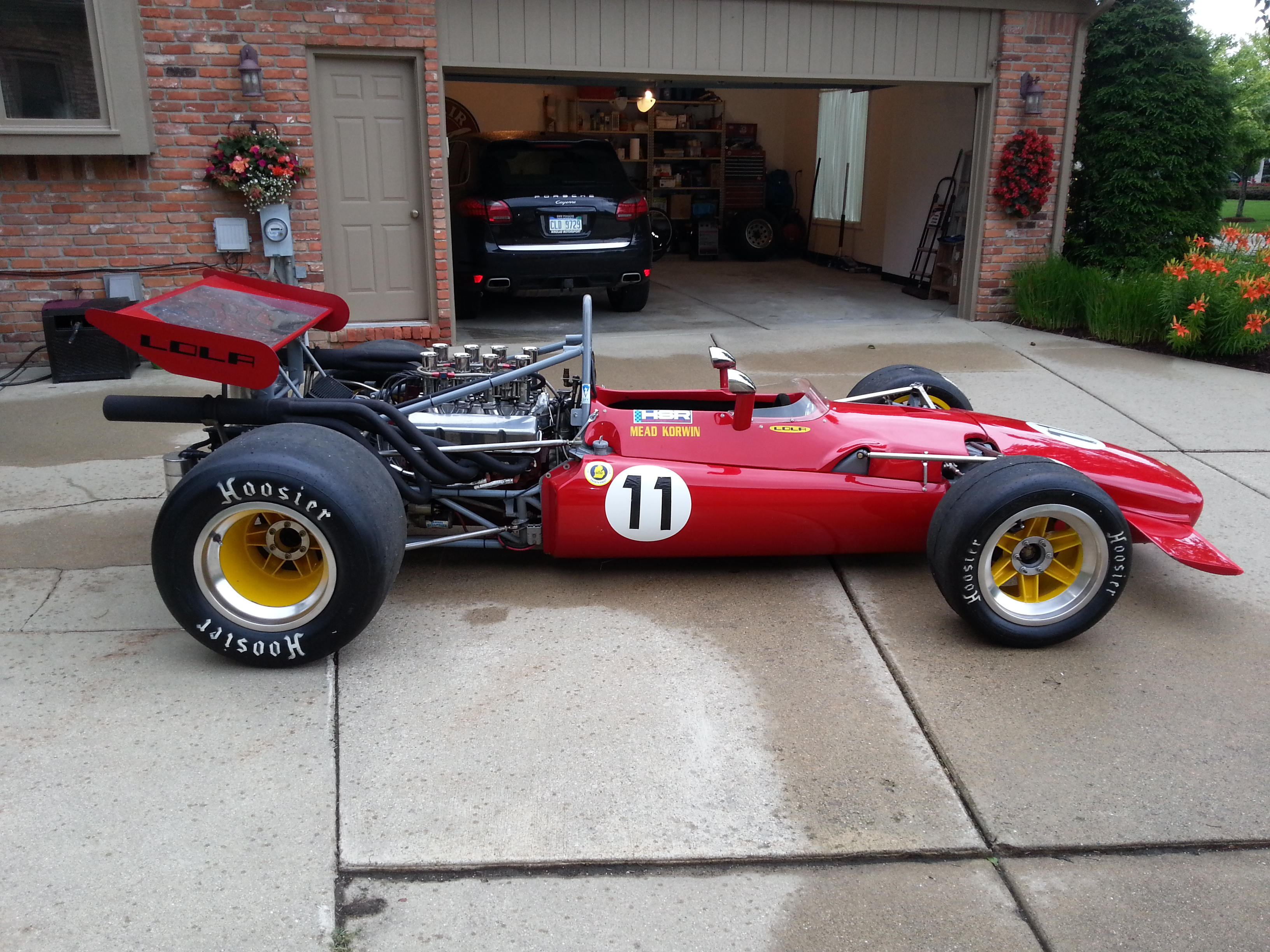 Vintage Formula  Cars For Sale