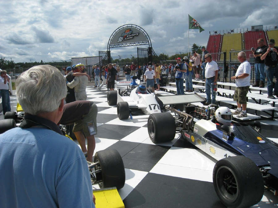 Watkins Glen Formula A/5000 2008